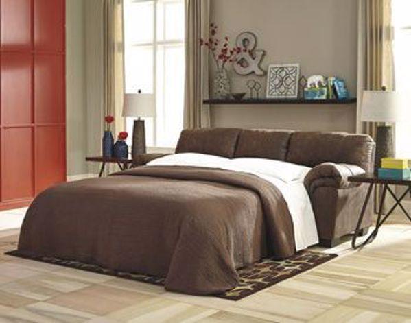 Picture of Bladen - Coffee Sleeper Sofa