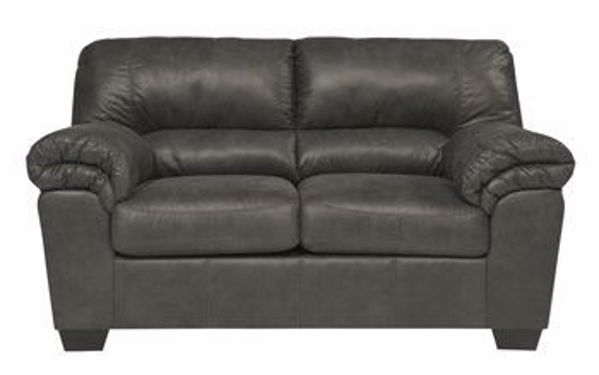 Picture of Bladen - Slate Loveseat