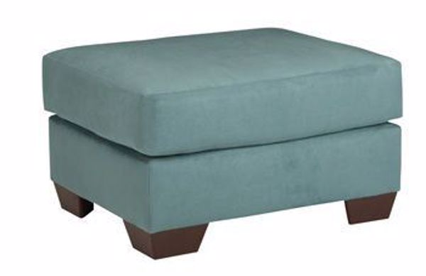 Picture of Darcy - Sky Ottoman