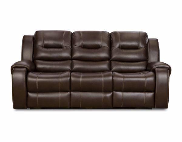 Outstanding Jamestown Umber Reclining Sofa Inzonedesignstudio Interior Chair Design Inzonedesignstudiocom
