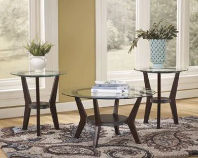 Picture of Fantell - 3pc Occasional Tables