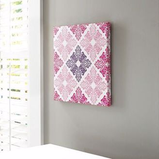 Picture of Jadine - Pink Patterned Wall Art