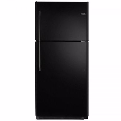 Picture of Black Refrigerator 20.5 CU FT