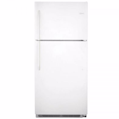 Picture of White Refrigerator 20.5 CU FT