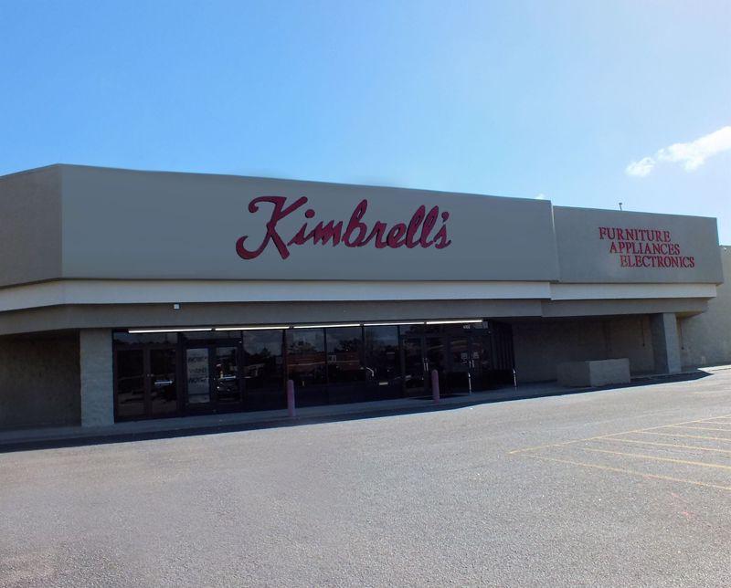 Entrance to Kimbrells in Lumberton, NC