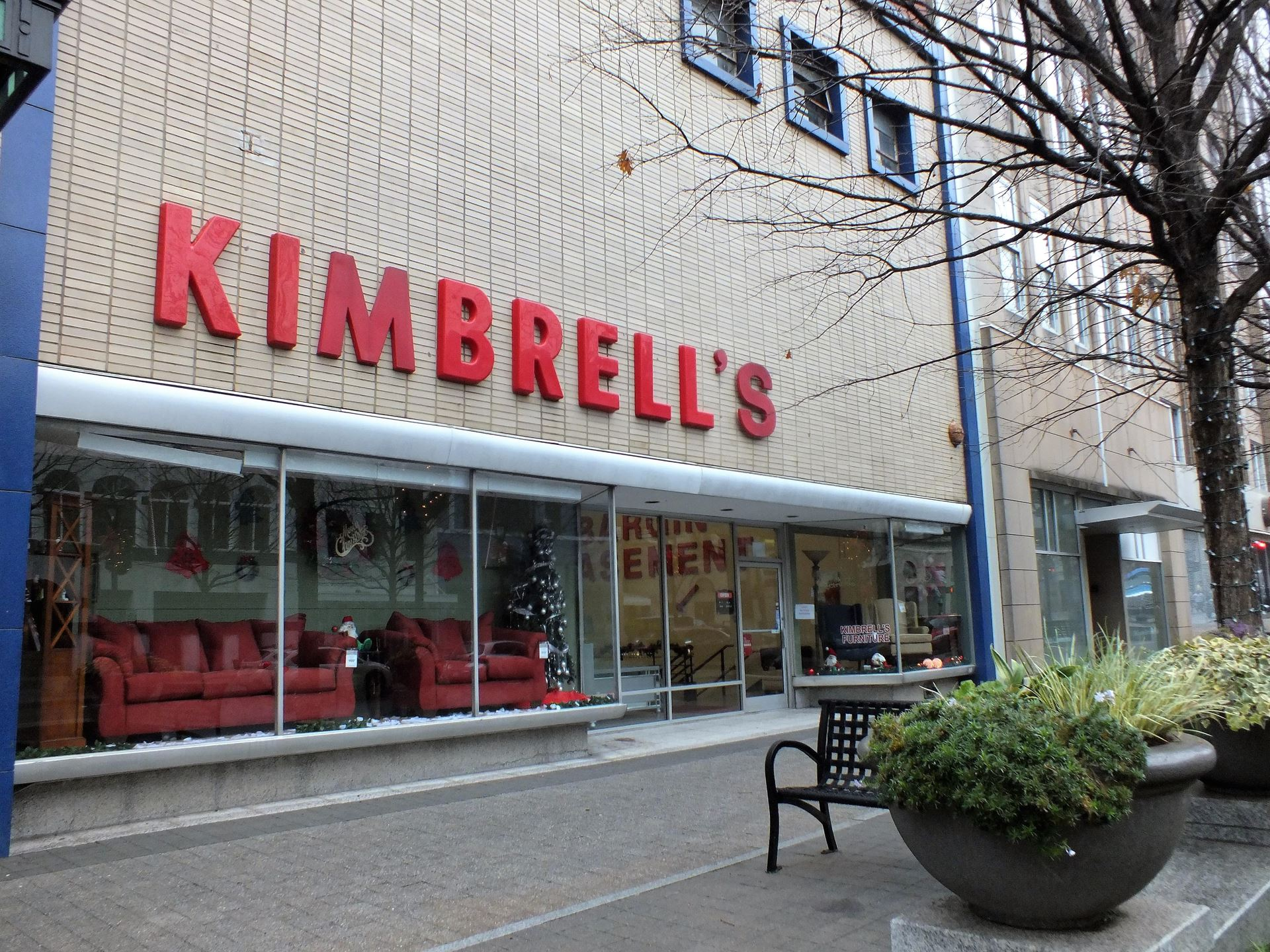 Entrance To Kimbrells In Raleigh Nc Fayetteville St