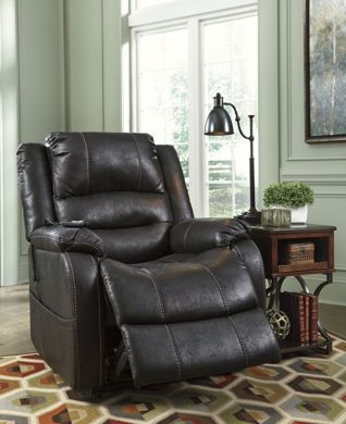 Picture of Yandel - Black Power Lift Recliner