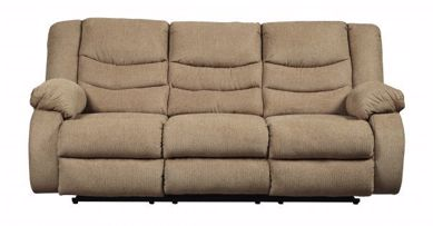 Picture of Tulen - Mocha Reclining Sofa