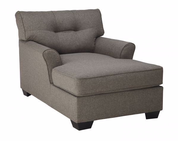 Picture of Tibbee -  Slate Chaise