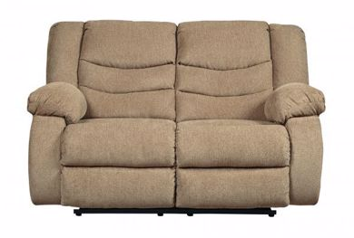 Picture of Tulen - Mocha Reclining Loveseat