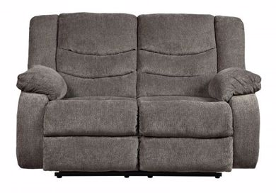 Picture of Tulen - Gray Reclining Loveseat