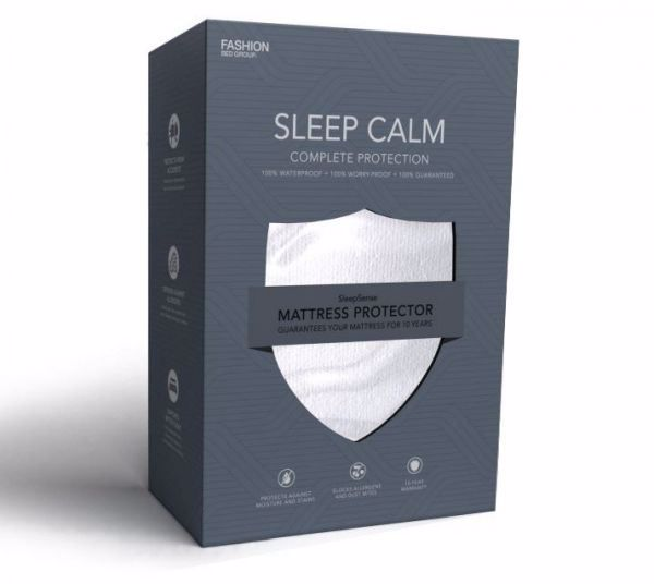 Picture of Sleep Calm - Full Mattress Pad