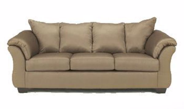 Picture of Darcy - Mocha Sofa