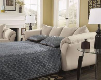 Picture of Darcy - Stone Sleeper Sofa