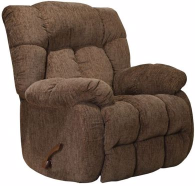 Picture of Brody - Chocolate Rocker Recliner