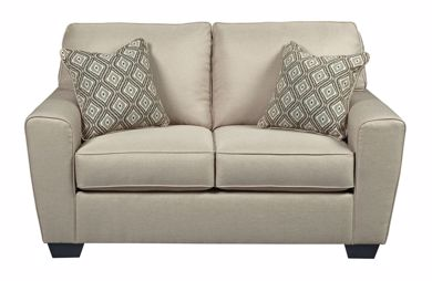 Picture of Calicho - Ecru Loveseat
