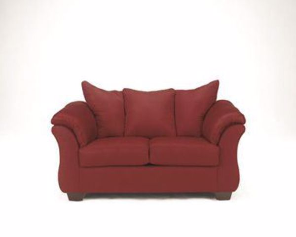 Picture of Darcy - Salsa Loveseat