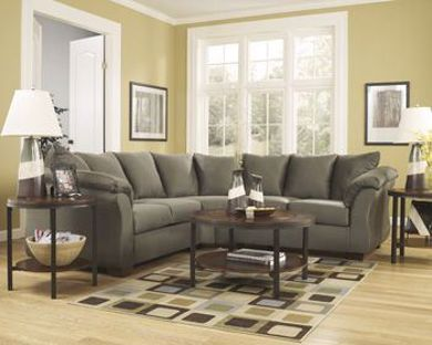 Picture of Darcy - Sage Sectional