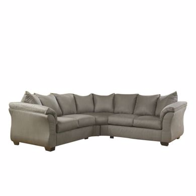 Picture of Darcy - Cobblestone Sectional