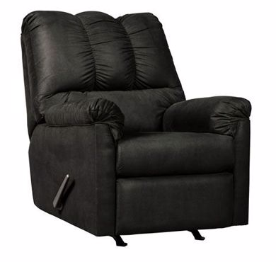 Picture of Darcy - Black Recliner