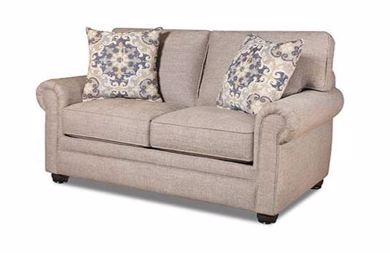 Picture of Lilou - Heather Loveseat