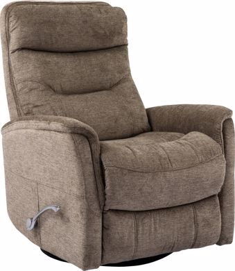 Picture of Gemini - Heather Glider Recliner