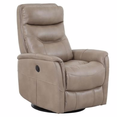 Picture of Gemini - Linen Glider Recliner