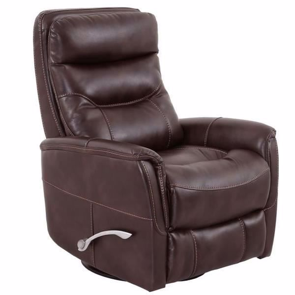Picture of Gemini - Truffle Glider Recliner