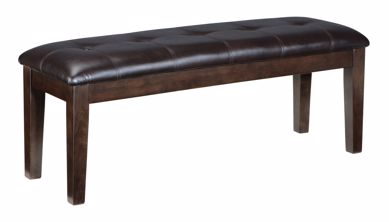 Picture of Haddigan - Upholstered Bench