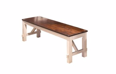 Picture of Winslow - Farmhouse Dining Bench