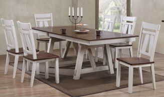 Winslow Farmhouse Dining Table Kimbrell S Furniture