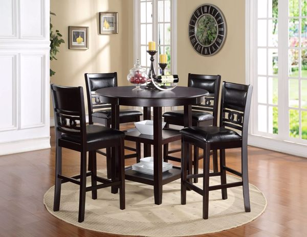 Picture of Gia - Pub Table & 4 Stools