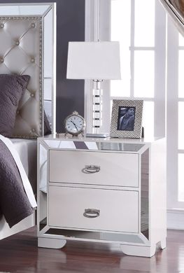 Picture of Gloria - White Nightstand