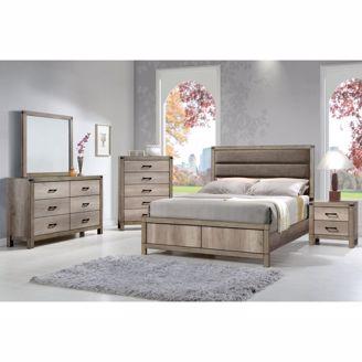 Matteo Queen Bed Kimbrell S Furniture