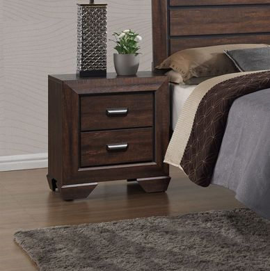 Picture of Farrow - Walnut Nightstand