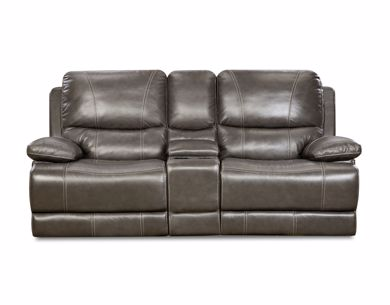 Picture of Brooklyn - Charcoal Loveseat