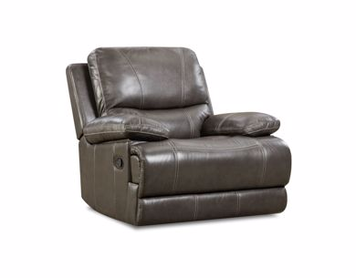Picture of Brooklyn - Charcoal Recliner