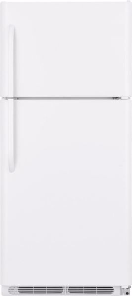 Picture of 18 CU. FT. White Refrigerator