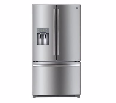 Picture of 26 CU.FT. Stainless Steel French Door Refrigerator