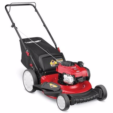 "Picture of 21"" High Wheel Push Mower with Bag"