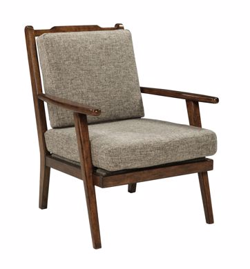 Picture of Dahra - Jute Accent Chair