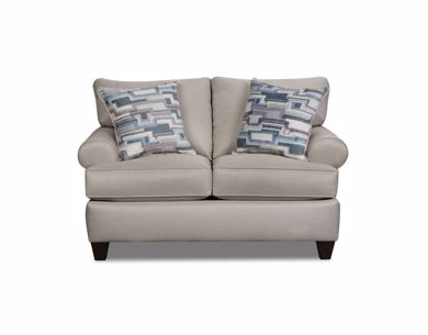 Picture of Jackpot - Hogan Nickel Loveseat