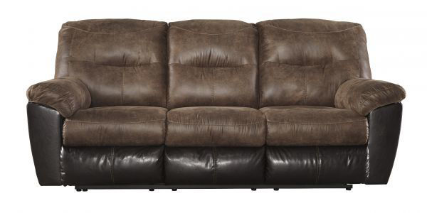 Picture of Follett - Coffee Reclining Sofa