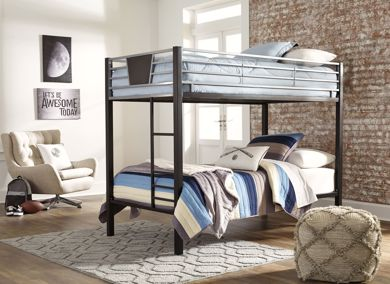 Picture of Dinsmore - Twin-Twin Bunk Bed