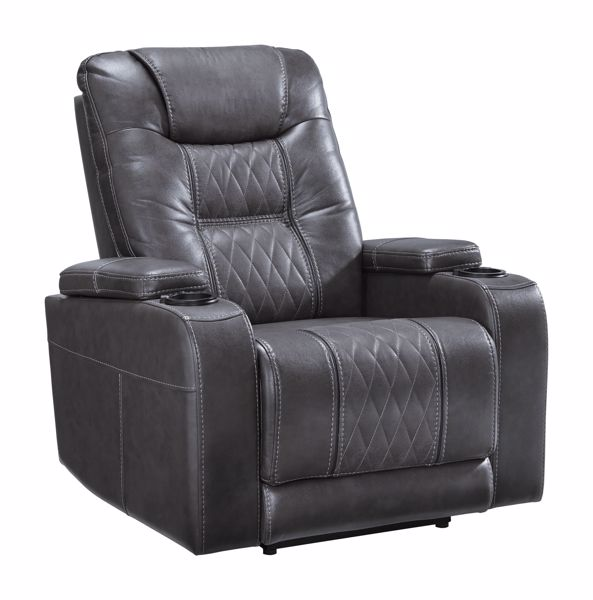 Picture of Composer - Gray Power Recliner