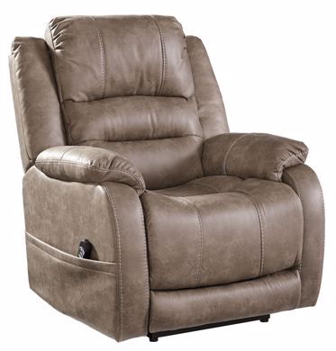 Picture of Barling - Mushroom Power Recliner