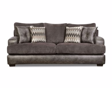 Picture of Ulysses - Charcoal Sofa