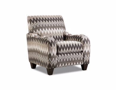 Picture of Rawhide - Smoke Accent Chair