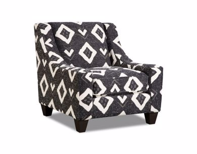 Picture of Yuban - Tuxedo Accent Chair