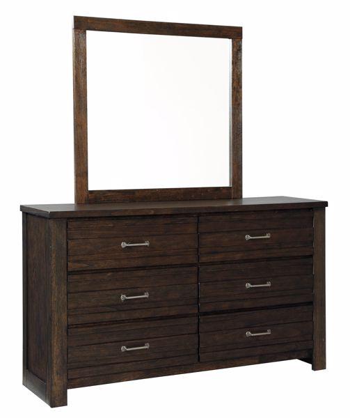 Picture of Darbry - Dresser & Mirror